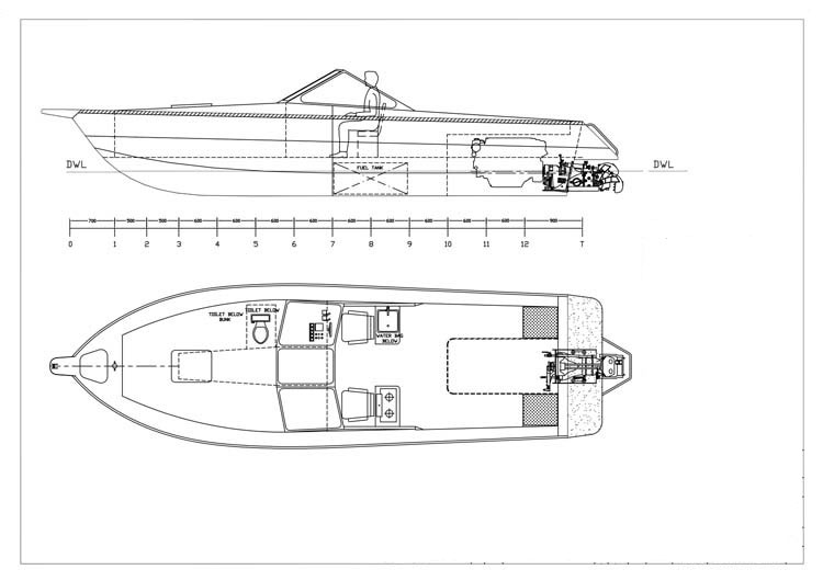 Jet boat plans ~ Sailing Build plan