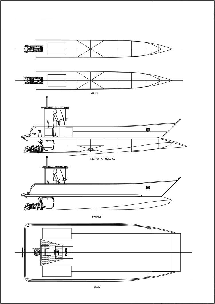 Boat plans punt | boat plans self project